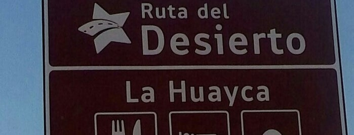 La Huayca is one of Lugares favoritos de Sebastian.