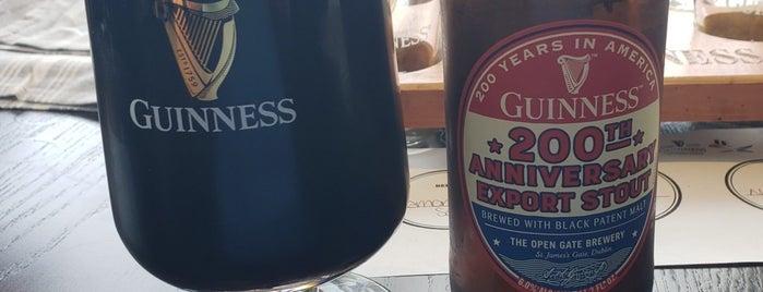 Guinness Open Gate Brewery & Barrel House is one of Orte, die Adam gefallen.