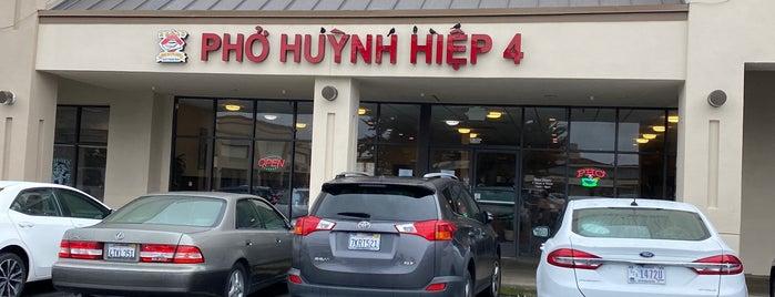Pho Huynh Hiep 4 is one of Cassidy'in Beğendiği Mekanlar.