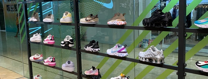 Nike Kicks Lounge is one of Lugares favoritos de Shank.