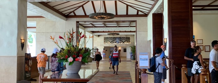 Marriott Ko Olina Ocean Air Lobby is one of Adam 님이 좋아한 장소.