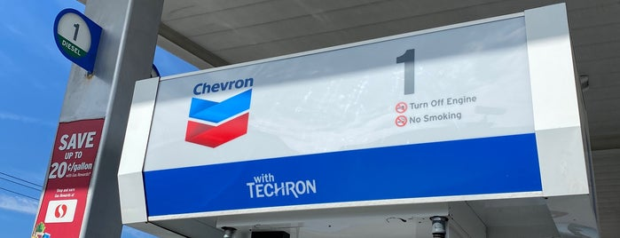 Chevron is one of Auintardさんのお気に入りスポット.