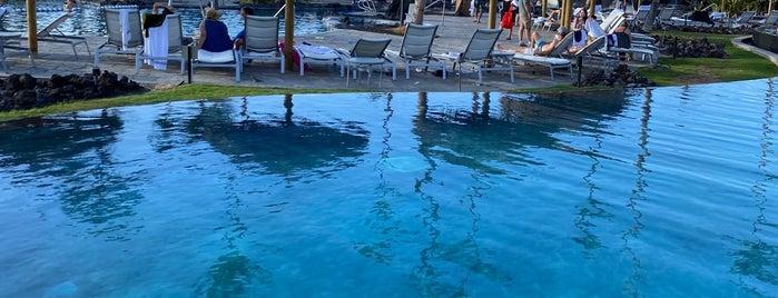 Infinity Pool is one of Big Island.