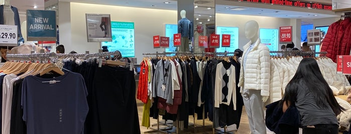 UNIQLO is one of Posti che sono piaciuti a Grant.