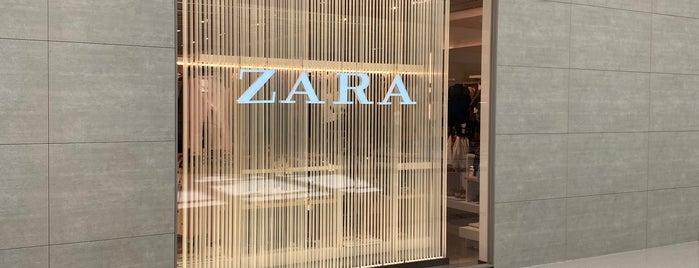 Zara is one of สถานที่ที่ Shank ถูกใจ.
