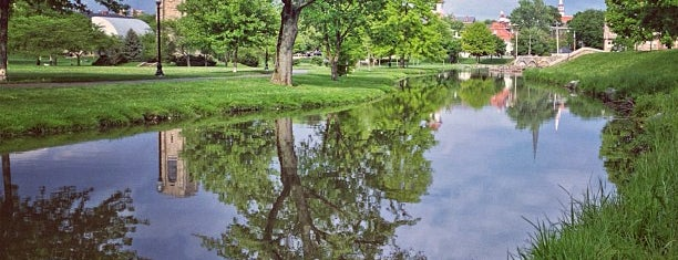 Baker Park is one of Try List.