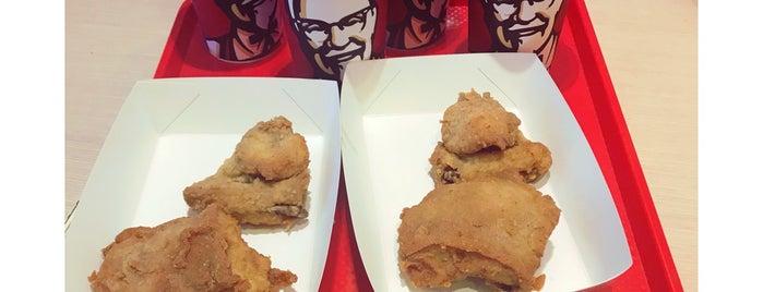 KFC is one of Kasperi'nin Beğendiği Mekanlar.