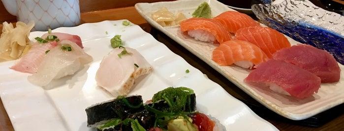 Sakura Japanese Cuisine is one of My Favorite Resturants.