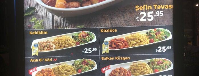 Tavuk Dünyası is one of สถานที่ที่ Elif Özge ถูกใจ.