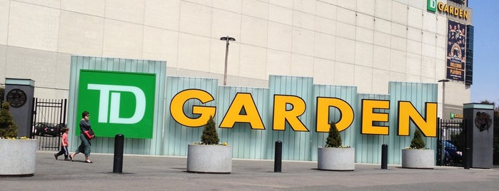 TD Garden is one of Sporting Venues To Visit.....