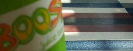 Boost Juice Bars is one of Yondering's Liked Places.