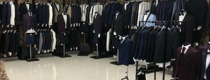 Havan Menswear Factory is one of İZMİR BÖLGESİ, TEKSTİL&KONFEKSİYON İMALATÇILARI.