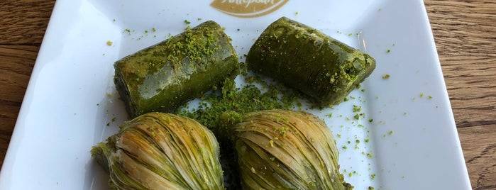 Antepsan Baklava is one of Turkey.