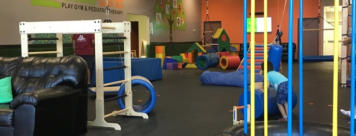 Little Land Play Gym & Pediatric Therapy is one of Locais curtidos por Josh.