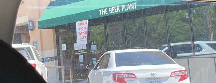 The Beer Plant is one of Work Trips.
