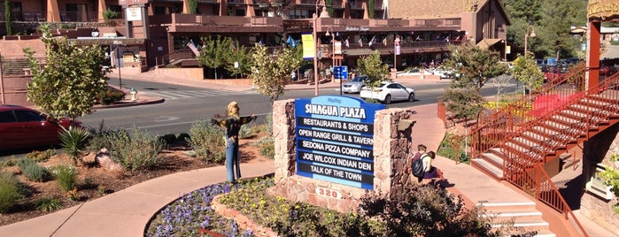 Sinagua Plaza is one of Phoenix.
