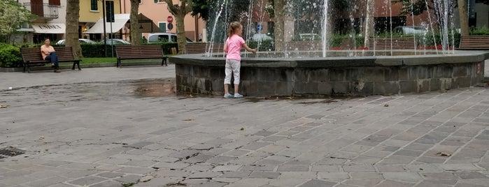 Piazza Garibaldi is one of Light Blue Summer.
