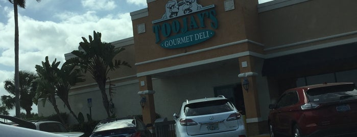 TooJay's Gourmet Deli is one of Near Mi Madre.