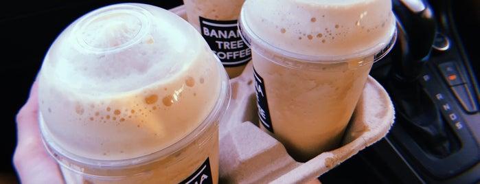 Banana Tree Coffee is one of Lugares favoritos de Nina.