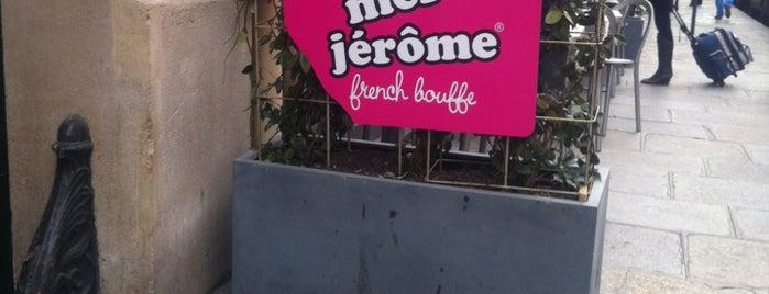 Merci Jérôme is one of Paris.