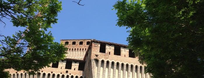 Castello di Montechiarugolo is one of Castelli Italiani.