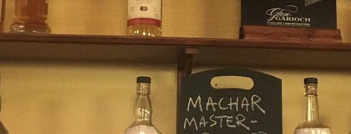 St Machar Bar is one of Aberdeen pub crawl.