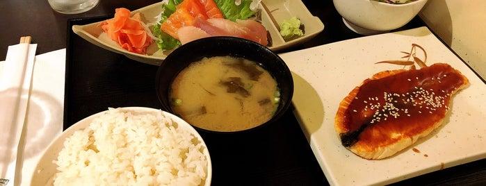 Ichiro Sushi is one of Japanese.