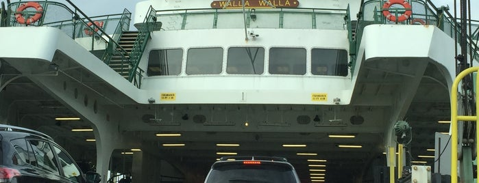 Walla Walla Ferry Edmonds is one of Orte, die Ishka gefallen.