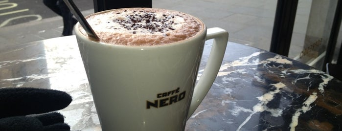 Caffè Nero is one of London, UK.