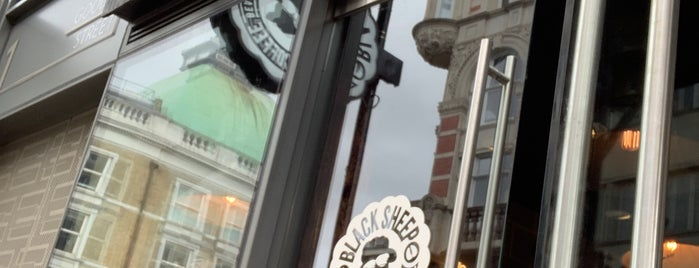 Black Sheep Coffee is one of London Coffee.