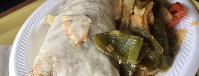 El Burrito Mexicano is one of Nashville To Do List.