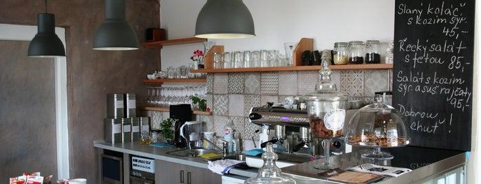 Chococafé fabrique is one of Kde si pochutnáte na kávě doubleshot?.