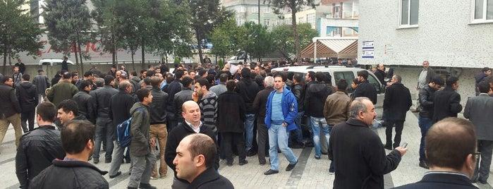 Yeni Camii is one of ''Tepeler Tarih Kokar'' - Slogansal.