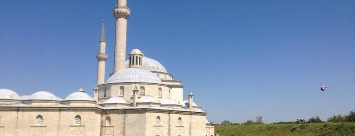 II. Bayezid Camii is one of Edirne.