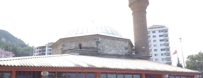 İslampaşa Kurşunlu Camii is one of RİZE.