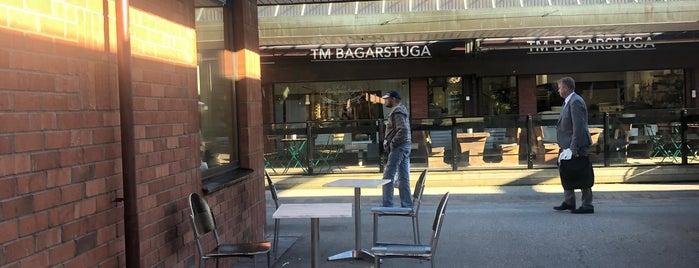 TM Bagarstuga is one of Simon 님이 좋아한 장소.