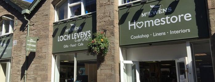 McEwens of Perth is one of Orte, die Martins gefallen.