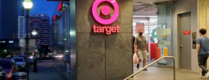 Target is one of Lugares favoritos de Bryan.