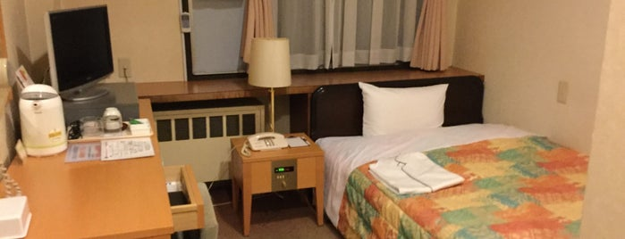 グランドホテル藤花 is one of Lieux qui ont plu à 重田.
