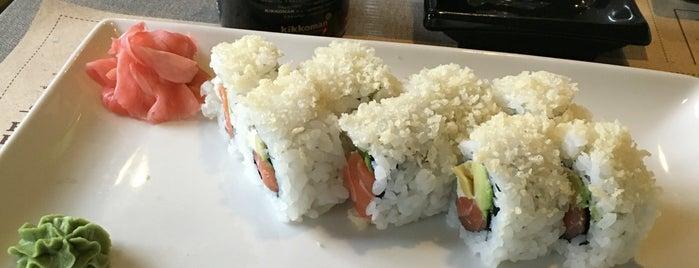 Sushi Stop is one of Tempat yang Disukai Inga.