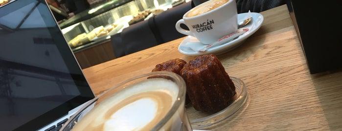 HURACÁN COFFEE is one of Tempat yang Disukai Inga.