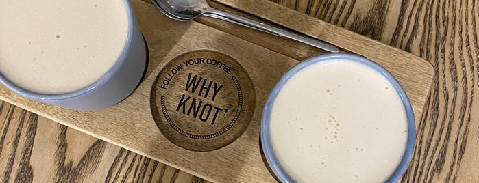 Why Knot? is one of Lieux qui ont plu à Artemy.