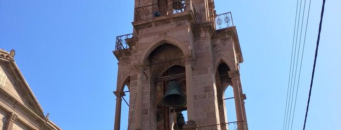 Metropolitan Church of St. Athanasios is one of Tahsin : понравившиеся места.