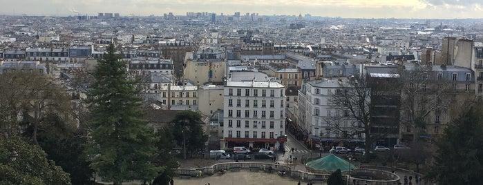 Dôme de la Basilique du Sacré-Cœur is one of Paris.