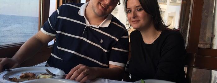 Lagoon Balık Restaurant is one of Posti che sono piaciuti a Yiğit Ahmet.