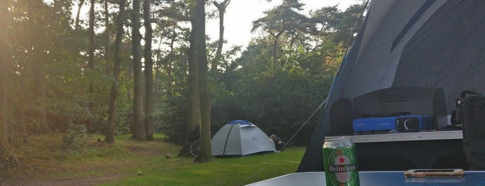 Camping Duinhorst is one of Lieux qui ont plu à Robert.