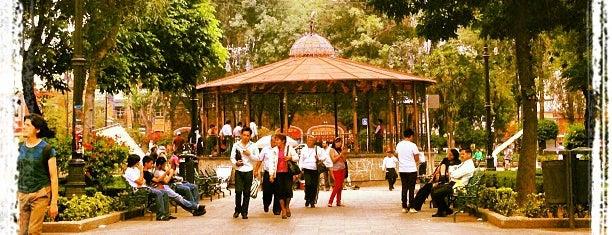 Centro Histórico is one of Ciudad de México.