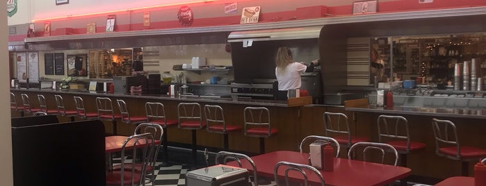 Woolworth's Diner is one of Cali.