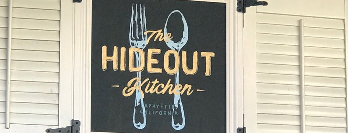 The Hideout is one of Closer to home.