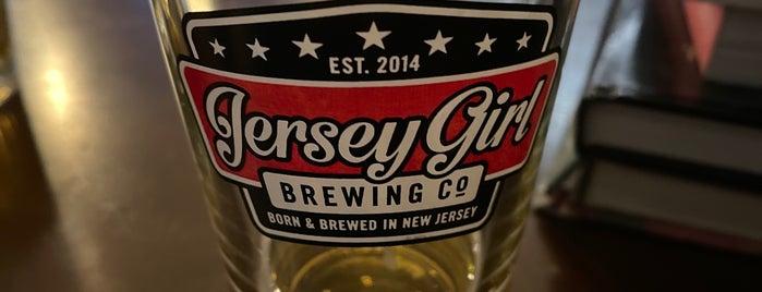 Jersey Girl Brewery is one of Posti salvati di Rachel.